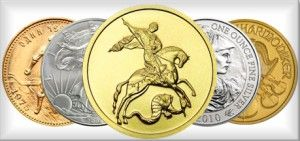 золотая монета РНКБ